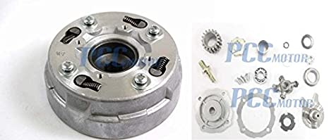 amazon com 110cc 125 135 cc atv clutch assembly automatic taotao125cc Clutch Diagram #5