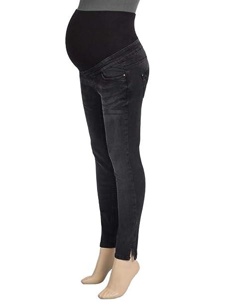 Brand New Ex New Look Maternity Black Over Bump Skinny Jenna Jeans