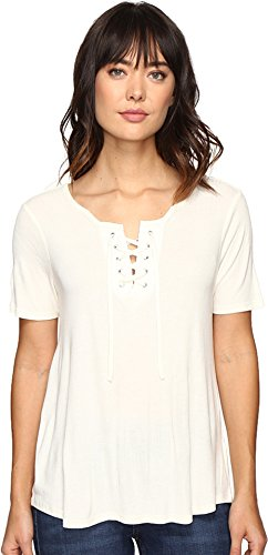 calvin-klein-jeans-womens-laced-up-short-sleeve-tee-marshmallow-t-shirt