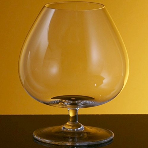 Bottega del Vino Crystal Single Cognac Glass by Bottega del Vino