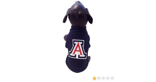 NCAA Arizona Wildcats Cotton Lycra Dog Tank Top