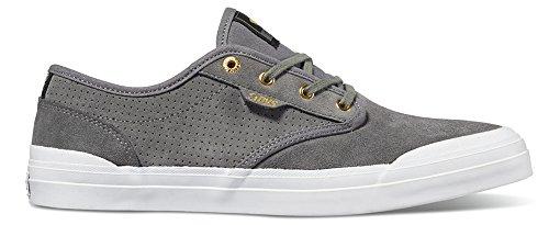 Zapatos DVS Cedar Gris-oro Suede