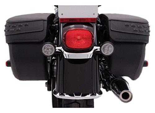 Ciro 45521 Fang LED Signal Light Inserts - Rear/Red Lens