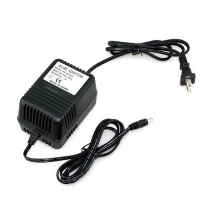 Digipartspower Compatible Replacement 9V AC Adapter For Line 6 Floor POD  Plus Processor Pedal Power Supply
