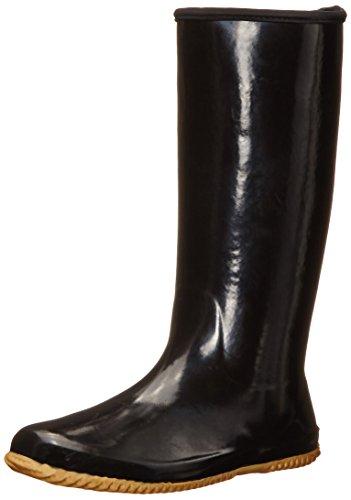 Chooka Kvinners Packable Regn Boot Sort