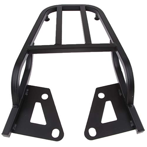 Baosity Motorcycle Rear Luggage Carrier Rack for Honda Grom MSX 125