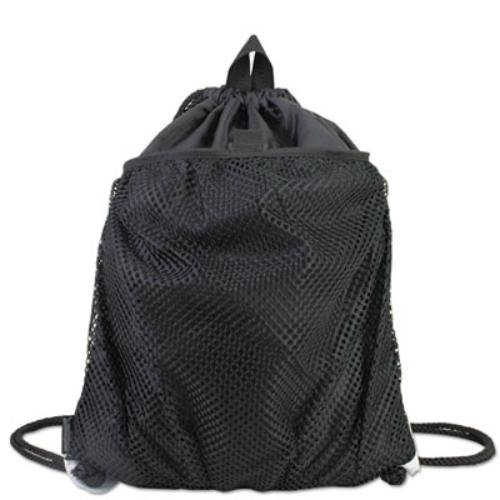 Eastsport DrawstringスポーツSackpack ,ブラック B00HDFCX1Y