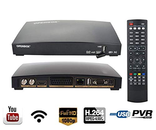 OPENBOX V8S Satellite Receiver, ...