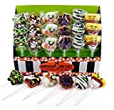 Halloween Jelly Lollipops - 24 ct