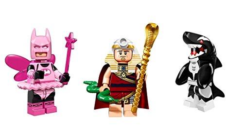 Bat Ballerina - Lego Ballerina Batman, King Tut, and Orca Minifigures Lego Batman Movie