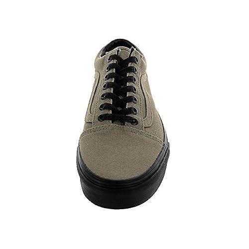 153f2b8e34 Vans Unisex Old Skool (Black Sole) Skate Shoe durable service ...