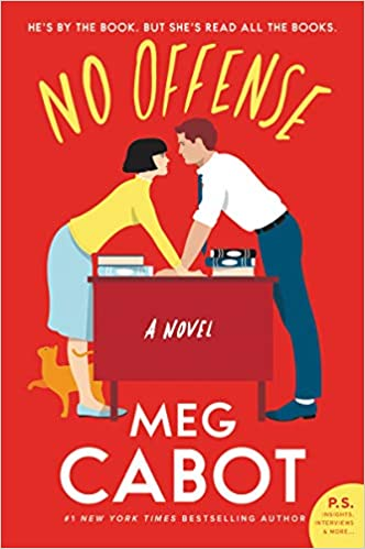 No Offense, Little Bridge Island Book Two by Meg Cabot