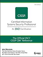 The Official (ISC)2 Guide to the CISSP CBK Reference, 5th Edition Front Cover