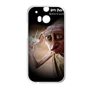 Unique Phone Cases HTC One M8 Cell Phone Case White Dobby Gexnf Plastic Durable Cover