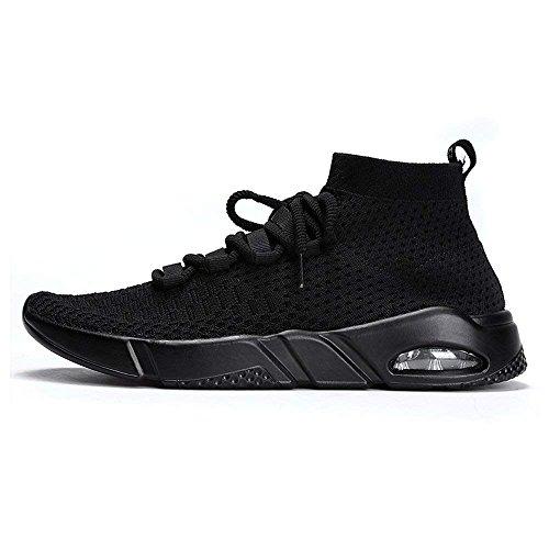 Lacets Pour Sport Noir Chaussures couleur Oudan Noir 41 coloré Taille Loisirs Eu À Hommes De Talon Unie Taille Grau Plat 39 2018 Couleur Sqtq4gzwI