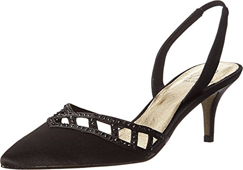 Adrianna Papell Women's Haven Dress Pump, Black, 7 M US