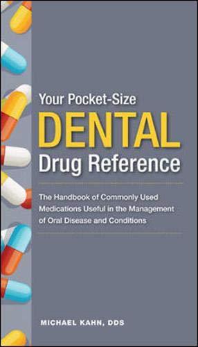 Pocket-Size Dental Drug Reference