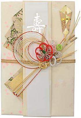 金封 (慶事) 5070-49 祝儀袋 短冊(寿 御結婚御祝 白紙) 無地中包
