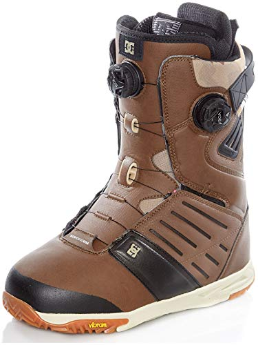 - DC Brown Judge Snowboard Boots (US 10, Brown)