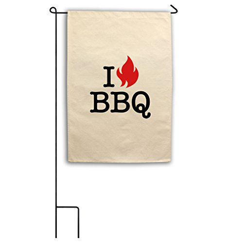Style in Print I Love Bbq Text Image Canvas Yard House Garde