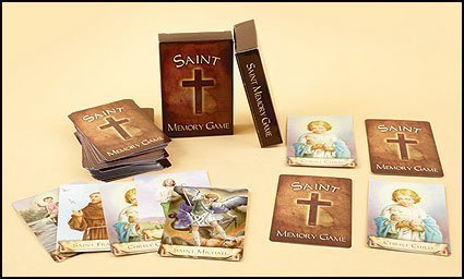 Autom Saints Memory card game ()