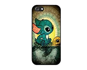 SUUE Stitch Turtle Custom Hard Case for iPhone 4 4s Durable Case Cover