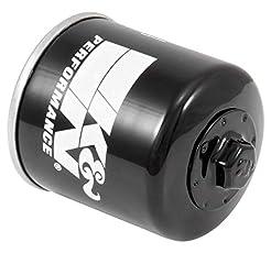 K&N Motorcycle Oil Filter: High Performa...