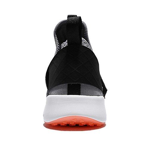 Outlet de moda Barato amplia gama de Zoom De Aire Fuertes Zapatos Para Correr Nike Mujeres Frescas De Color Gris / Negro Carmesí Totales aC9rUoZL