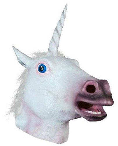 Scary Mask Selfie - Miyaya Horse/Unicorn Mask