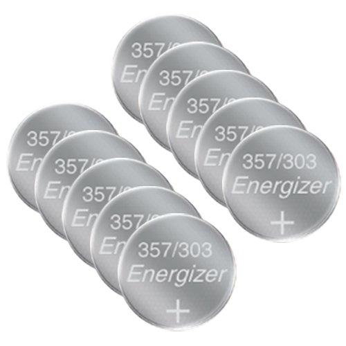 357/S76/G13 Battery - 10 Pack