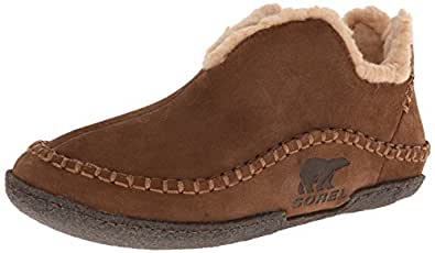 Sorel Men's Manawan NM1466 Slipper, NM1466, Marsh, 7 M