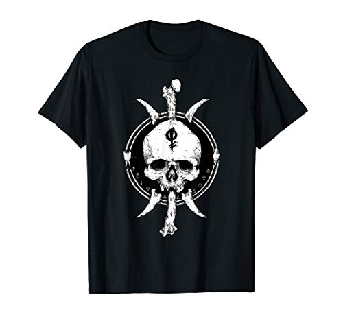 - Tribal Skull T-Shirt