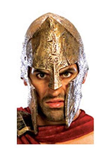(Rubie's Costume Co Deluxe. Spartan Helmet Costume)