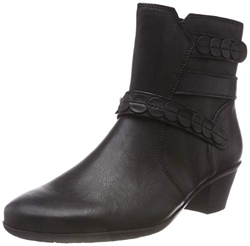 Schwarz Women's Gabor Ankle Casual 57 Black Boots R8wXpcwq