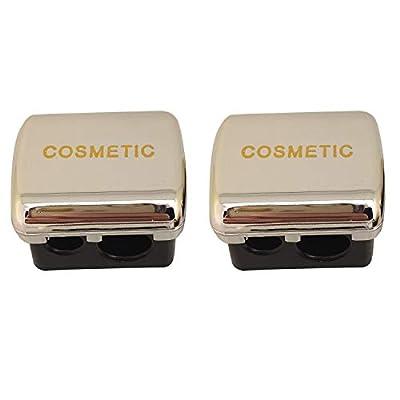 JOSALINAS Dual Makeup Sharpener