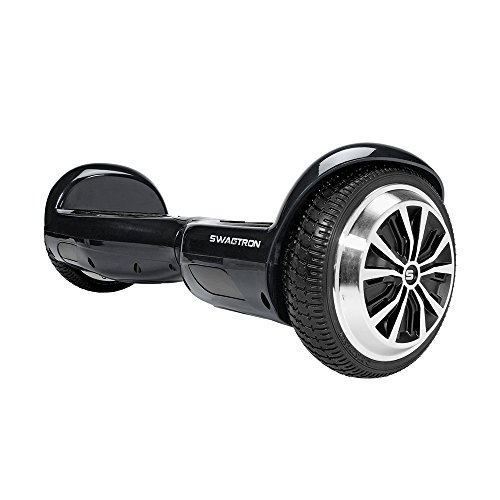 (Swagtron Swagboard Pro T1 UL 2272 Certified Hoverboard Electric Self-Balancing Scooter - Your Swag Personal Transporter Awaits You)