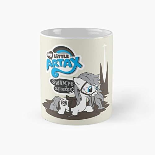 (My Little Artax Mug, my little pony Tea Cups, 11 Ounce Ceramic Mug, Perfect Novelty Gift Mug, Funny Gift Mug, Tea Mugs, Funny Coffee Mug)