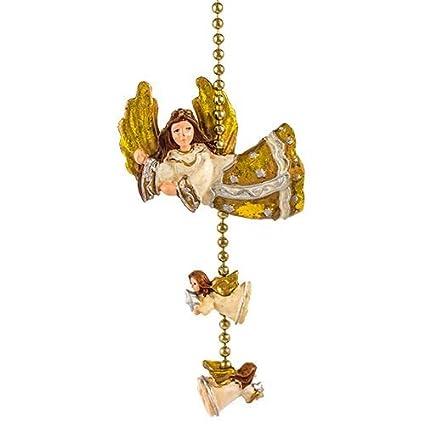 Fan Pull Chain Ornaments Classy Angel Fan Pull Light Pull Pull Chain Set Of 60 Ceiling Fan Pull