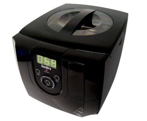 GemOro 1785 1.2-Quart Professional Ultrasonic Machine with Digital Timer