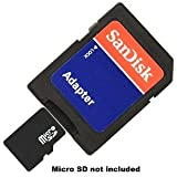 SanDisk MicroSD to SD Memory Card Adapter (MICROSD-ADAPTER)