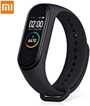 Mi Band 4 Fitness Tracker, 0.95 AMOLED Color Display Waterproof Smart Watch , Activity Tracker with Heart Rate