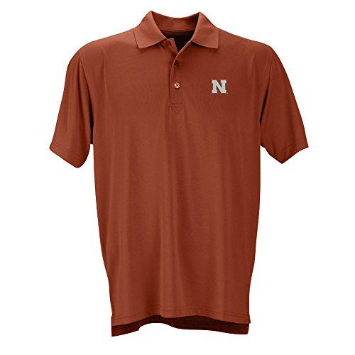 Nebraska Huskers Golf (Nebraska Cornhuskers Performance Polo Red - L)