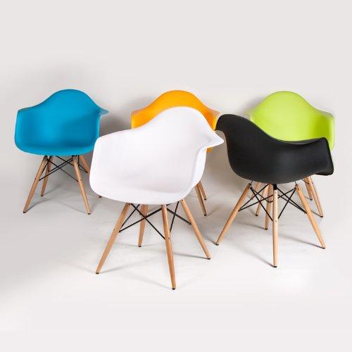 Super studio pack de 2 sillas dimero color blanco - Superstudio muebles ...
