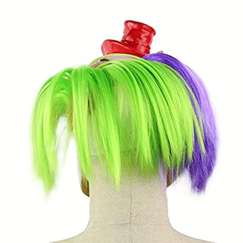 LZLRUN 2018 Halloween Horror Clown Mask for Women Men Kids Scary Masquerade Costumes 2018mask01233
