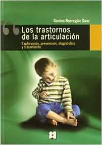 TRASTORNOS DE LA ARTICULACION (C/ CUADERNILLO Y TARJETAS): BORREGON