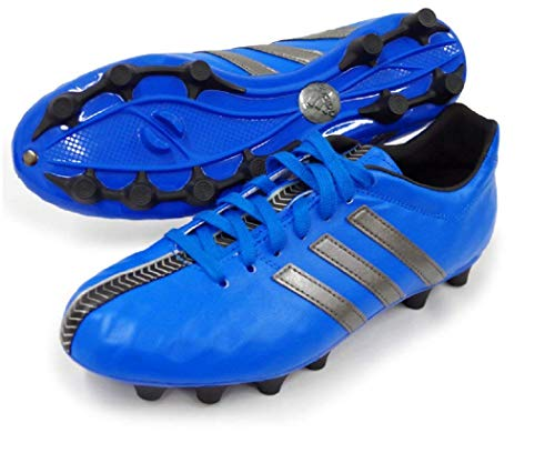 それから大学院交じるアディダス(adidas) サッカースパイク 25.5cm パティーク 11コアージャパン pathiqe 11 JAPAN HG 国内正規品 AQ5271 ショックブルー/ナイトメット