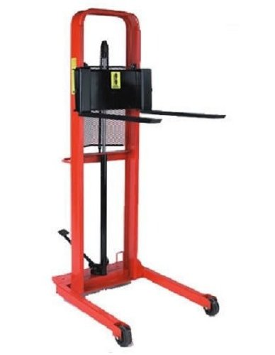 Hydraulic Material Lift : Wesco industrial products economy straddle fork