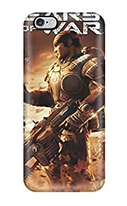 New Gear Of God Of War 3 Tpu Case Cover, Anti-scratch MichaelTH Phone Case For Iphone 6 Plus