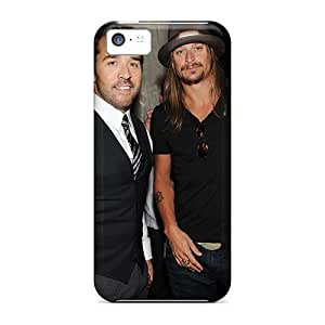 Iphone 5c MJD4635UCRg Support Personal Customs Lifelike Kid Rock Band Series Protective Cell-phone Hard Cover -JamieBratt