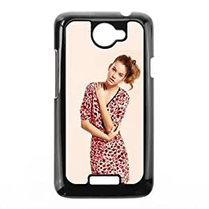Celebrities Beautiful Barbara Palvin HTC One X Cell Phone Case Black Pretty Present zhm004_5957407
